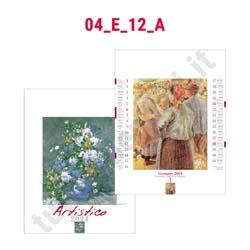 Calendario mensile fotografico 2021