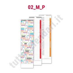 Stampa calendario da muro aziendale