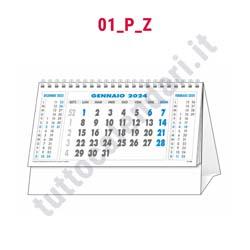 Calendario personalizzato con logo aziendale