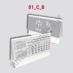 calendari da tavolo personalizzati per aziende